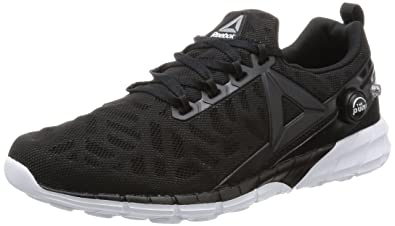 Reebok Mens ZPump Fusion 2.5, BLACK/COAL/WHITE/SILVER, ...