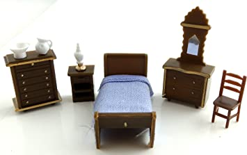 Dimensioni Scala 1//6 Bambola VERDE GIADA Set di biancheria da letto per Bambole Barbie