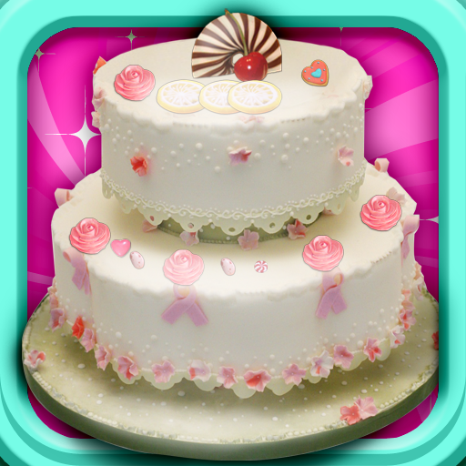 Cake Design Generator : Cake Maker - Cooking games: Amazon.ca: Appstore for Android