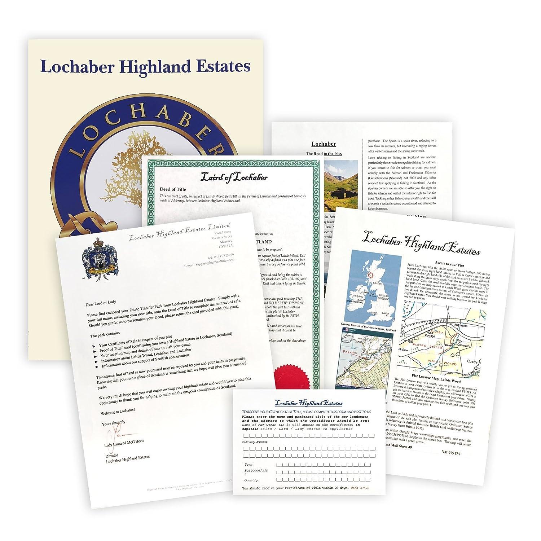 Lochaber Scotland Map.Lochaber Laird Or Lady Title Highland Estates Entitlement Lochaber