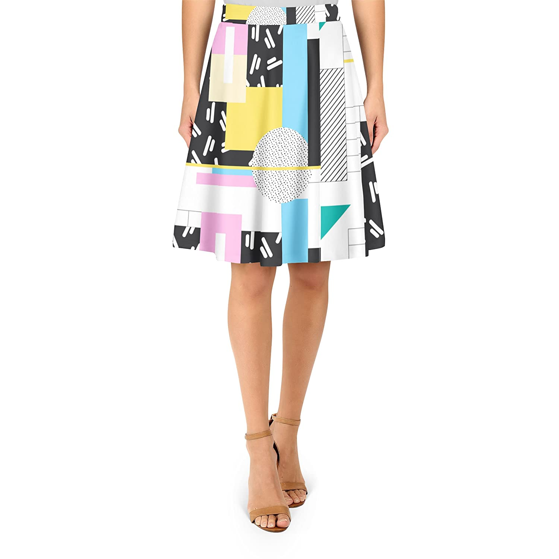 Love The 80s A-Line Skirt