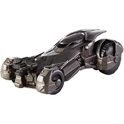 Batman v Superman: Dawn of Justice Speed Strike Batmobile Vehicle: Toys & Games