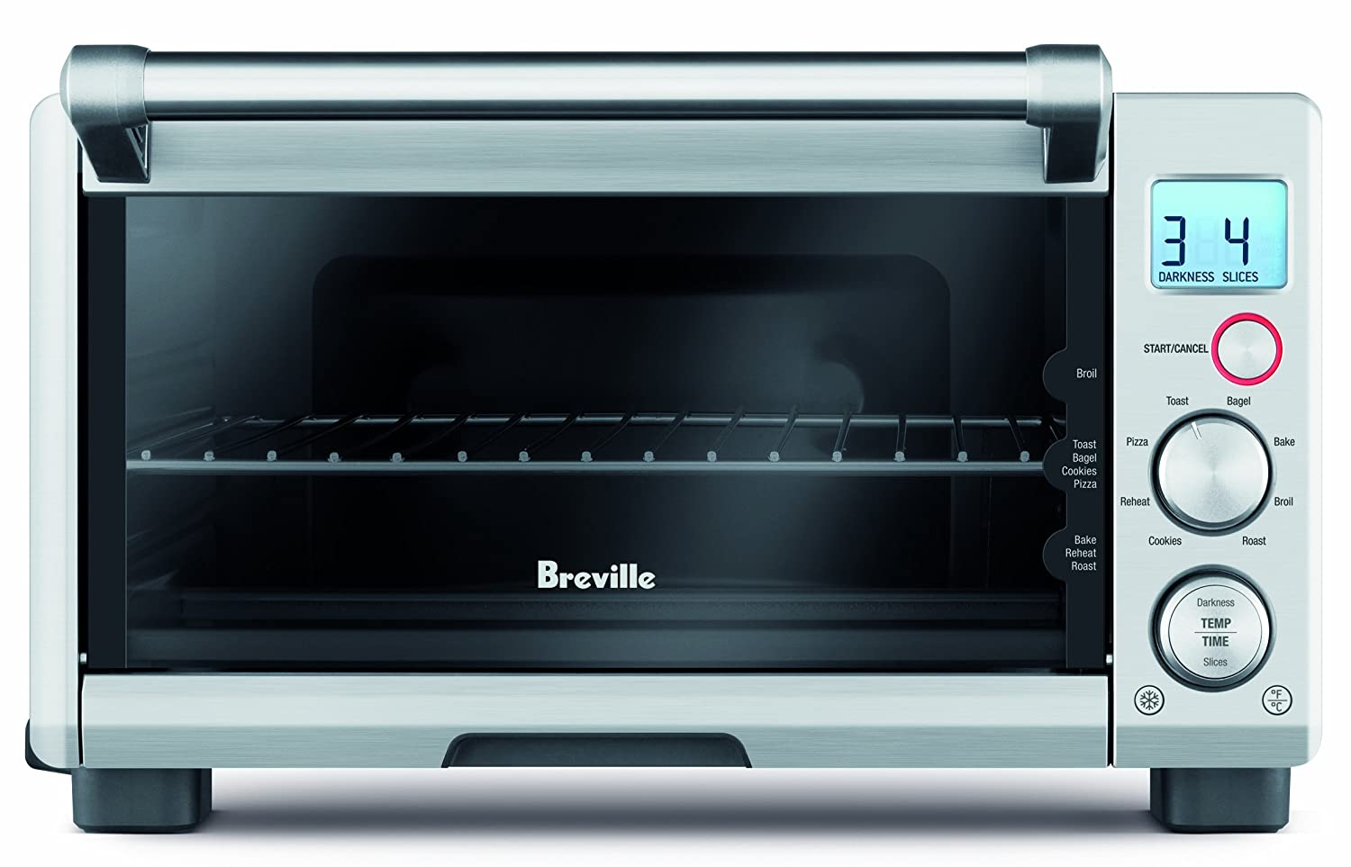 Breville BOV650XL Remanufactured the Compact Smart Oven