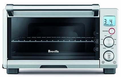 Amazon com: Breville BOV650XL Remanufactured the Compact Smart Oven