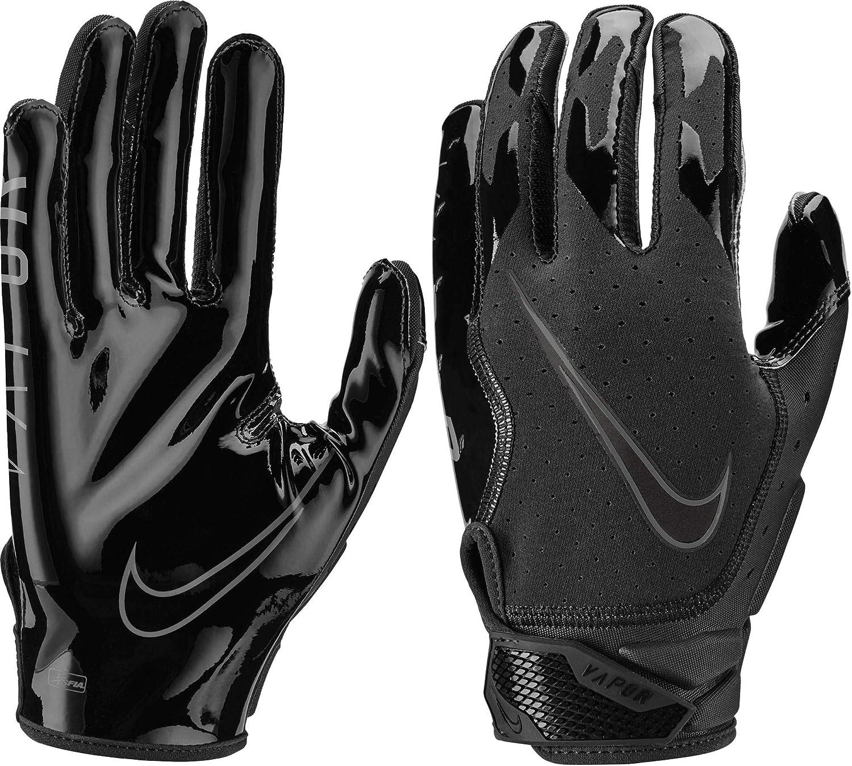 Arco iris Nos vemos mañana ponerse en cuclillas  Amazon.com : Nike Men's Vapor Jet 6.0 Football Receiver Gloves : Sports &  Outdoors