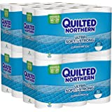 Quilted Northern Ultra Soft & Strong Toilet Paper GdxNnu, 2Pack (48 Double Rolls)
