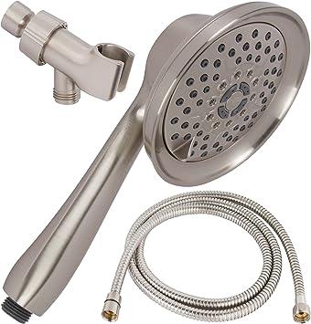 Cabezal de ducha de alta presión cabezal de ducha de baño multifuncional NEW