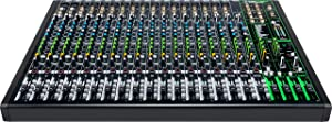 Mackie ProFX Series, Mixer - Unpowered, 22-channel (ProFX22v3)