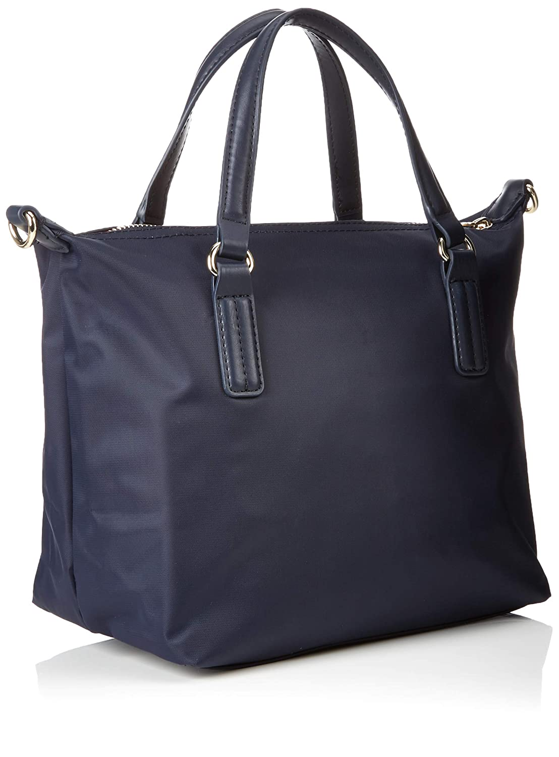 300b6460c Tommy Hilfiger Poppy Small Tote Stp, Women's Tote, Blue (Corporate),  23x15x22 cm (B x H T): Amazon.co.uk: Shoes & Bags