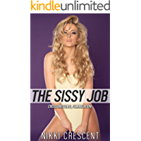 THE SISSY JOB (Crossdressing, Feminization) book cover