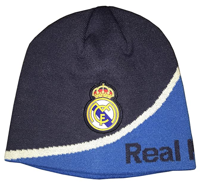 711f55b2f95 Image Unavailable. Image not available for. Color  Real Madrid FC Team  Beanie ...