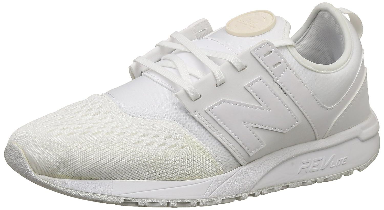 New Balance Herren 247 Classic Mesh Sneaker Bb White
