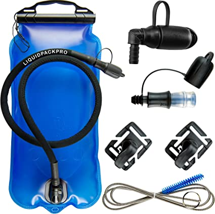 Cleaning Kit 2L Hydration Water Bladder Bag Backpack Drinking Pouch Cycling