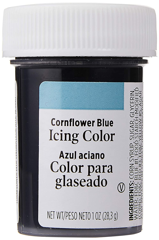 Wilton Cornflower Icing Color, Blue