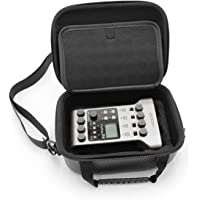 CASEMATIX Case Compatible with Zoom Podtrak P4 Podcast Recorder and Podcast Accessories in Padded Foam, Includes Case…