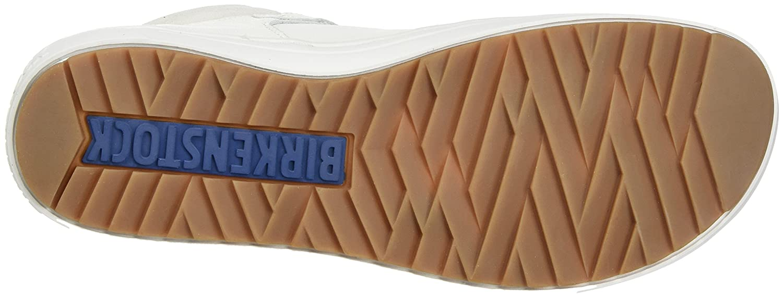 Ranga, Baskets Homme, Blanc (White 00002), 42 EUBirkenstock