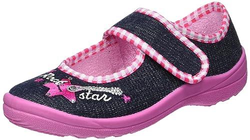 Fischer Alex - Zapatillas de casa Niñas: Amazon.es: Zapatos y complementos