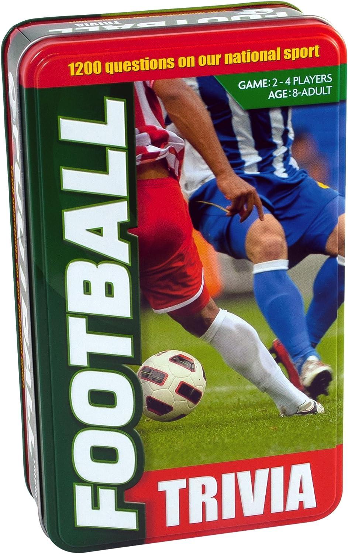 Paul Lamond 6285 - Juego de fútbol (Trivia): Amazon.es: Juguetes y juegos