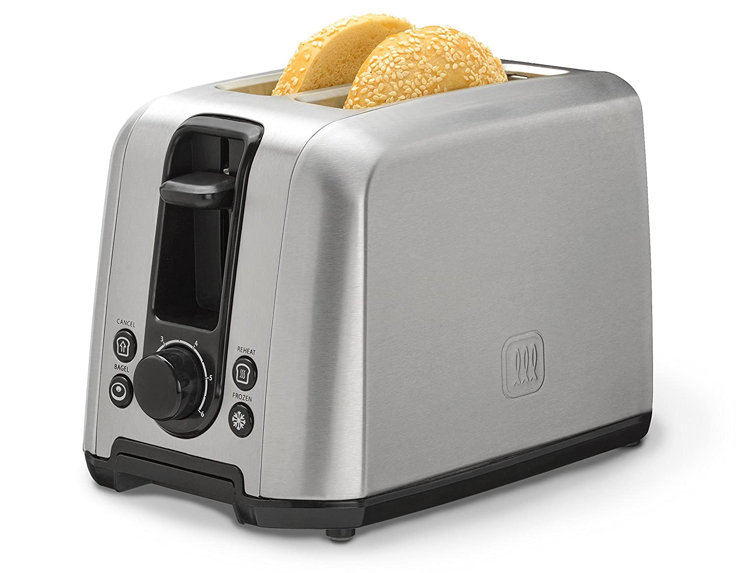 Amazon Toastmaster TM 22TS 2 Slice Stainless Steel Toaster