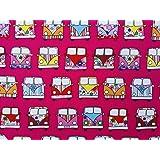 Rose Amp Hubble Vw Camper Van Fabric 100 Cotton Print Dress