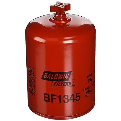 Baldwin BF1345 Heavy Duty Diesel Fuel Spin-On Filter: Automotive [5Bkhe0803667]