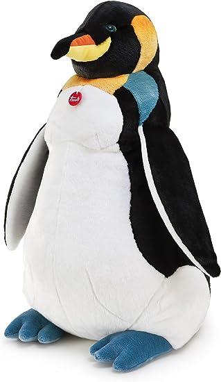 Trudi 26674 Peluche Classic Acquatici, Pinguino Manolo 100 cm