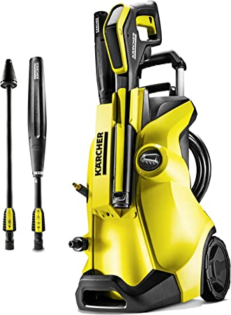 Kärcher K4 Full Control Pressure Washer - The Ultimate Cleaning Tool