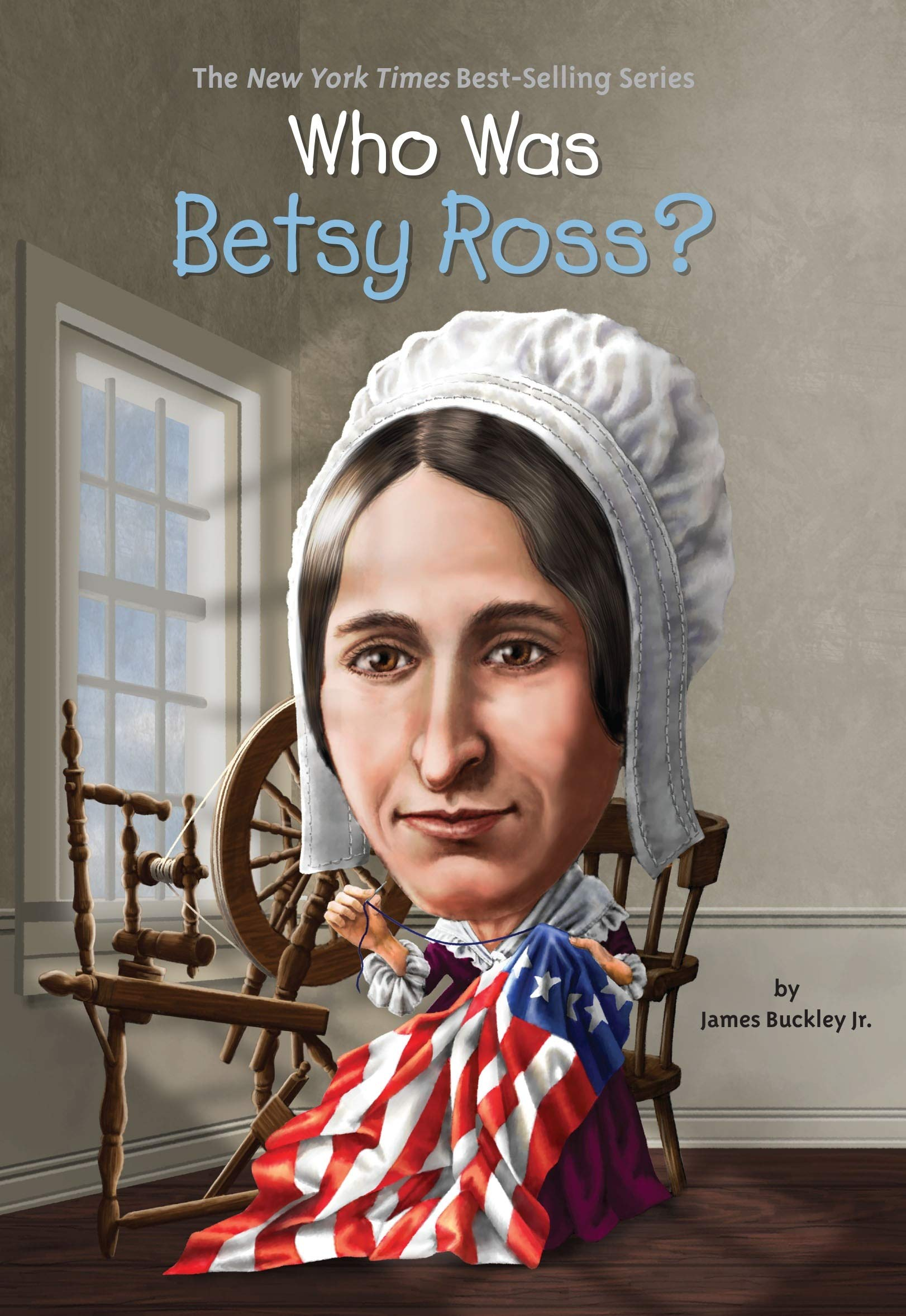 Who Was Betsy Ross Buckley Jr James Who Hq O Brien John 9780448482439 Amazon Com Books