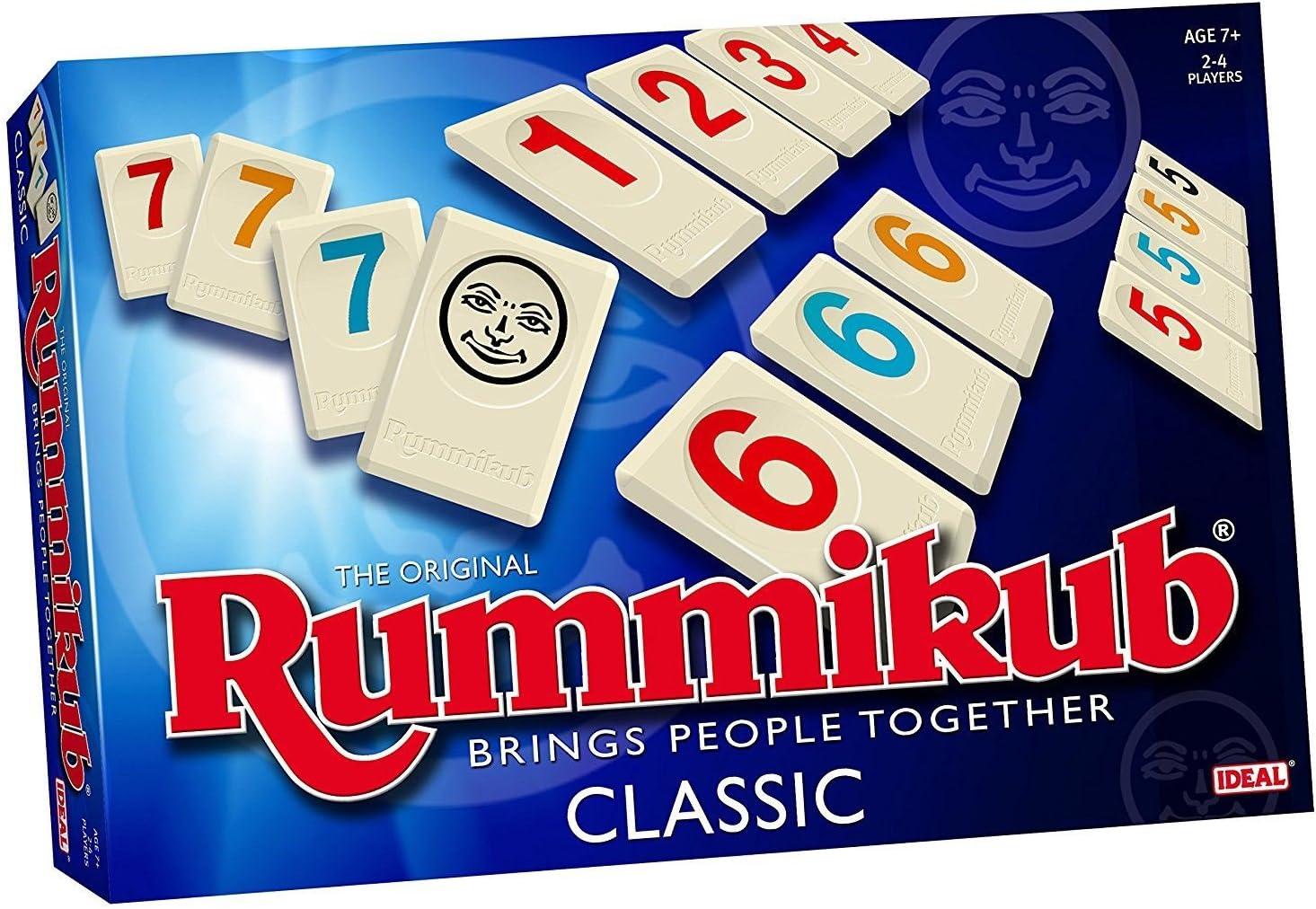 John Adams Ideal Rummikub Classic by: Amazon.es: Juguetes y juegos