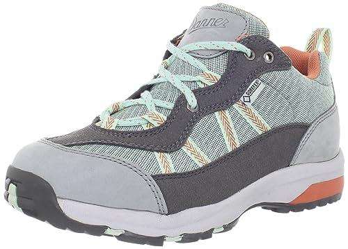 Danner Women's St Helens 3-Inch Hiking Boot,Jade/Orange,7.5 M US