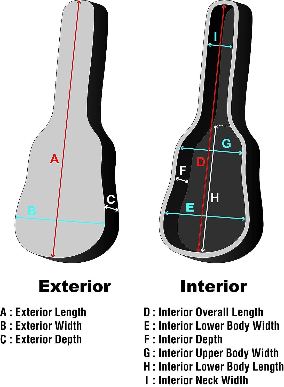 IBBMIKRO Ibanez Gig Bag for miKro Series Electric Bass Guitars
