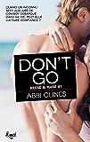 Don't go (Reese et Mase t. 1)