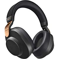 Jabra Elite 85h Wireless Noise-Canceling Headphones, Copper Black – Over Ear Bluetooth Headphones Compatible with iPhone…