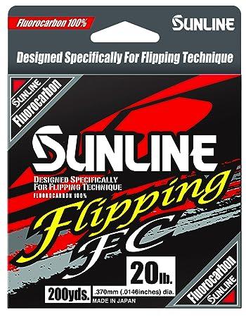 Sunline Flipping FC Fluorocarbon Line