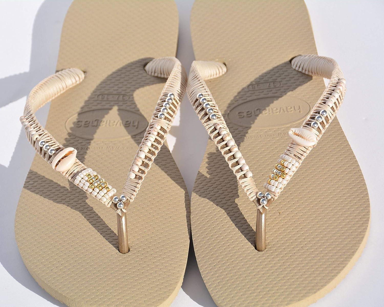 ed56388e3 Amazon.com  Boho Women s Flip Flops