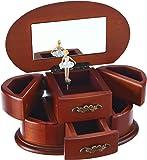"""Musicboxworld - 16066 - Boîte à bijoux musicale """"Bolero"""""""