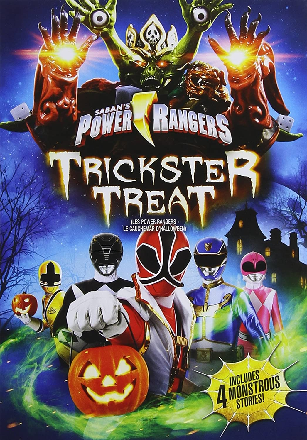 Amazon.com: Power Rangers - Trickster Treat: Alex Heartman ...