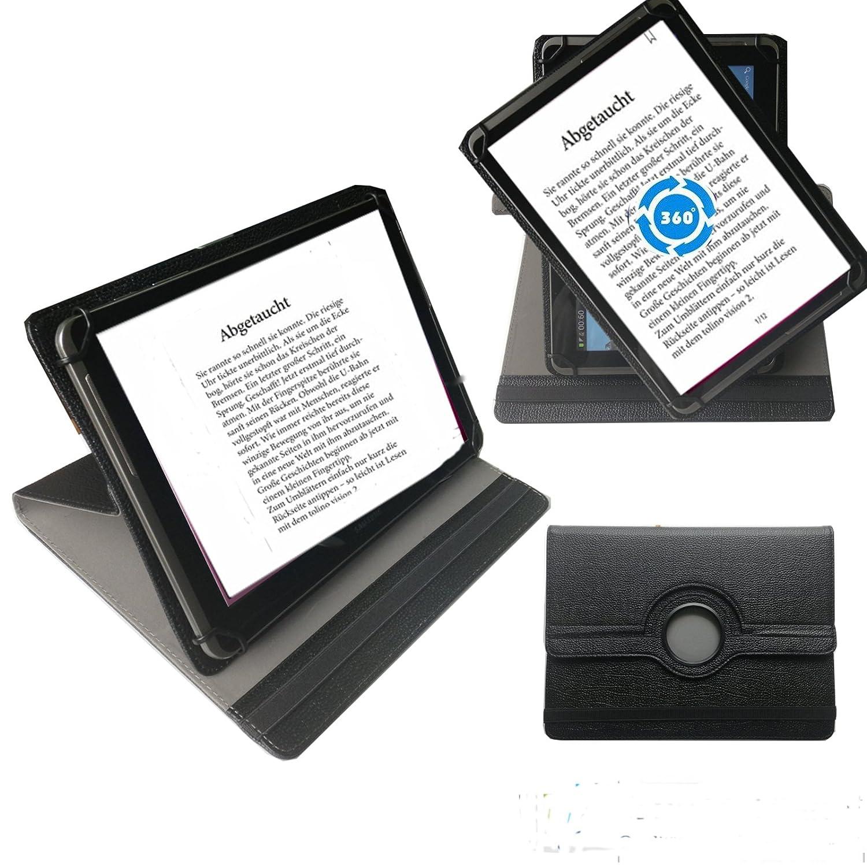 Speed-Planet 360 ° 6 Pulgadas Ebook Reader Funda para Sony PRS-T2 ...