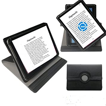 Speed-Planet 360 ° 6 Pulgadas Ebook Reader Funda para Sony PRS-T2 ...