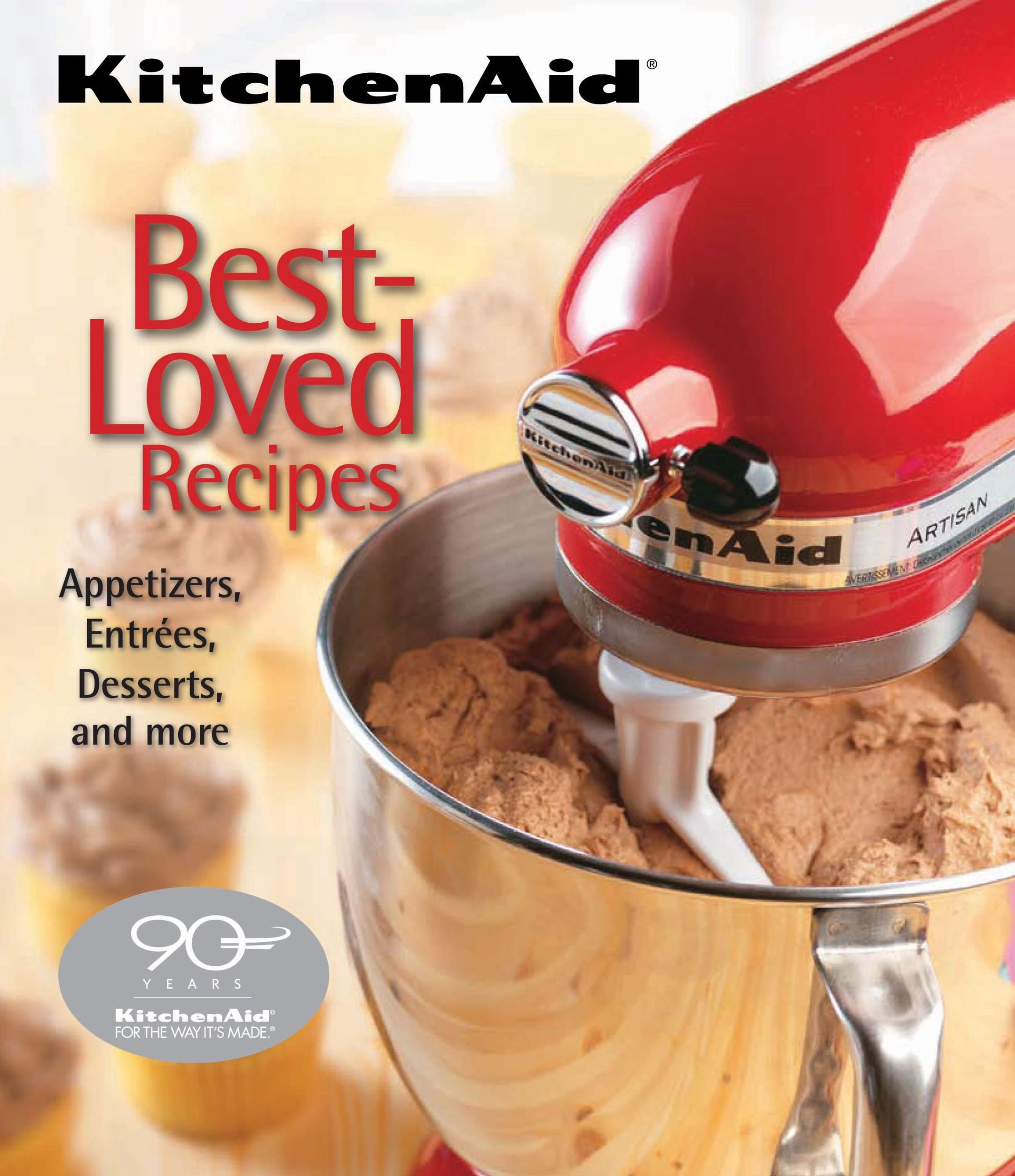 KitchenAid Best Loved Recipes: Editors Of Publications International:  9781412799409: Amazon.com: Books