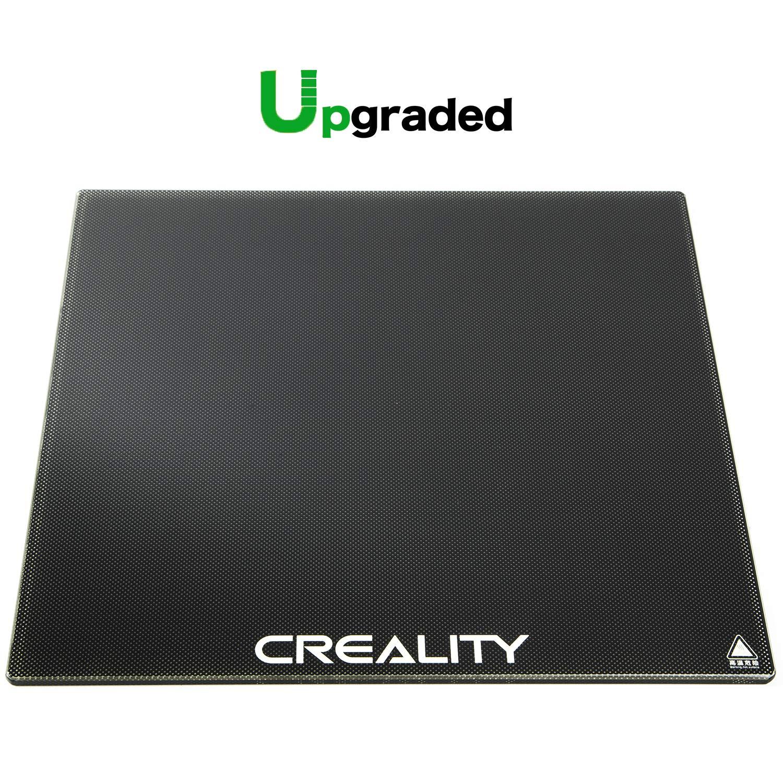 Cama de vidrio Creality Ender 3 mejorada, 235x235x4 mm