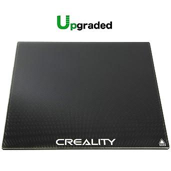 Creality Ender 3 - Plataforma de cristal para impresora 3D con ...