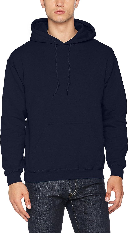 Gildan Heavyweight Hooded Sweatshirt Sudadera con Capucha para Hombre