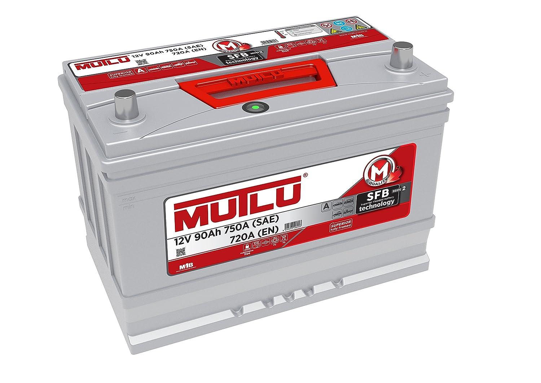Mutlu 249 Series 2 Car Battery 12V 90Ah 750A (SAE) 720A (EN) Mutlu Aku D31.90.072.C