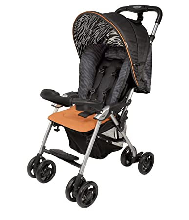 Amazon.com : Combi Cosmo 2010 Lightweight Stroller, Orange ...
