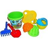 Polesie Polesie0559 No 228 Decorated Bucket Set (Small) Assorted colors