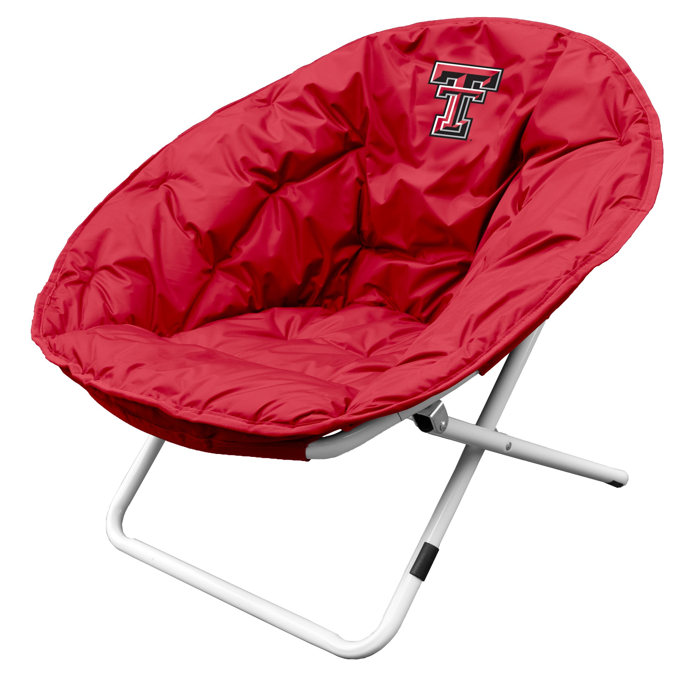 Texas Tech Red Raiders Sphere Chair by Logo Brands (Image #1)