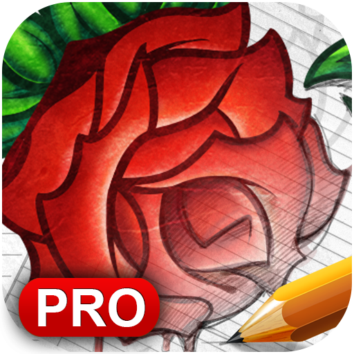 How to Draw Roses: Pro Edition