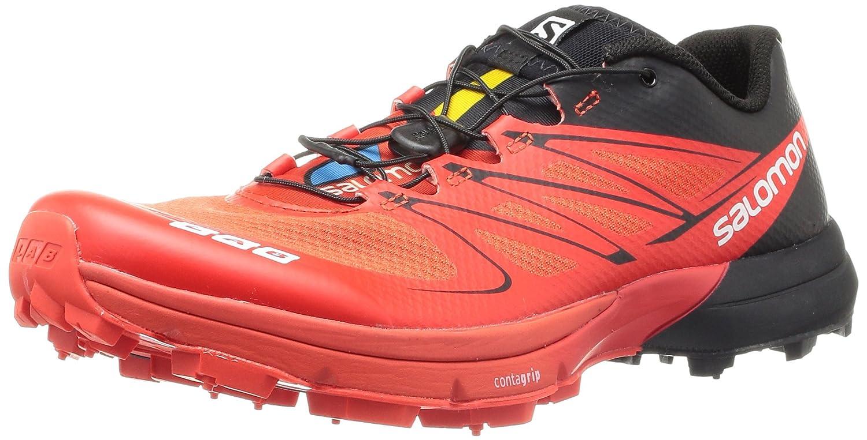 Amazon.com | Salomon Sense 3 Ultra SG Trail Running Shoe - Men's Racing Red/ Black/White 11 | Trail Running