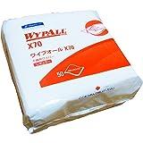 日本製紙クレシア ワイプオール X70 不織布ワイパー レギュラー 335×343mm 四つ折り (50枚入り) 60570
